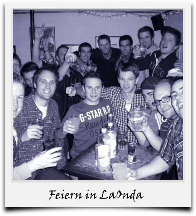 Feiern in LaOnda