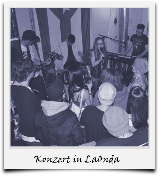 Konzert in LaOnda