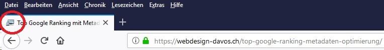 Favicon Webdesign-Davos