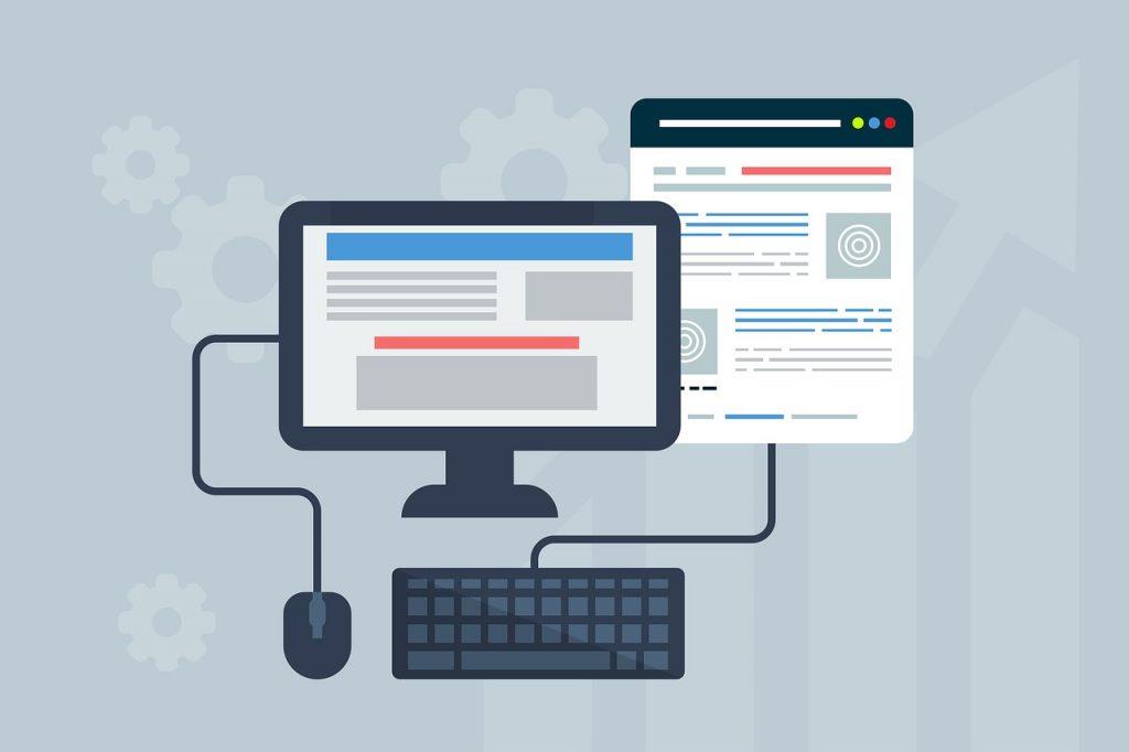 Webseite und Webdesign