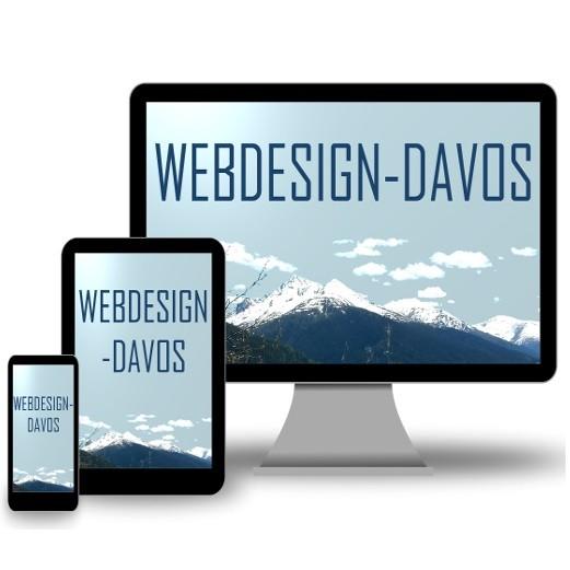 Webdesign Davos Beitrag Logo